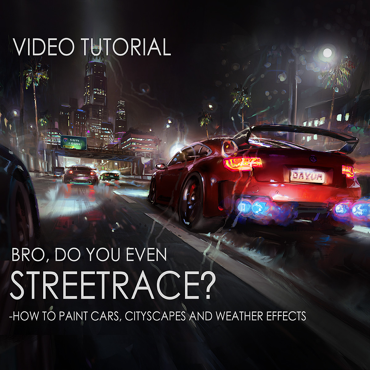 bro, do you even STREETRACE?