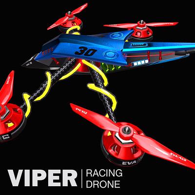 Callum whitehead viper racing drone