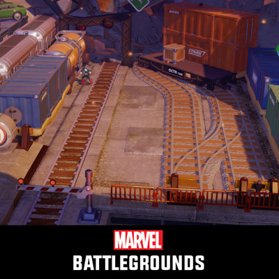Disney Infinity: Marvel Battlegrounds