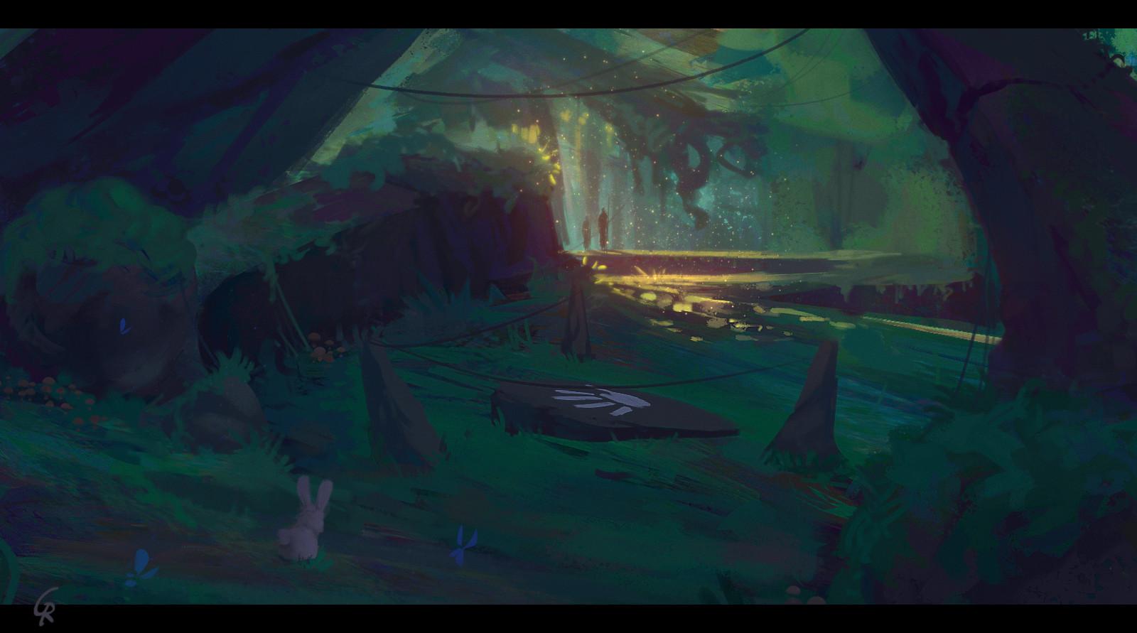 Day 181 - Ritual site