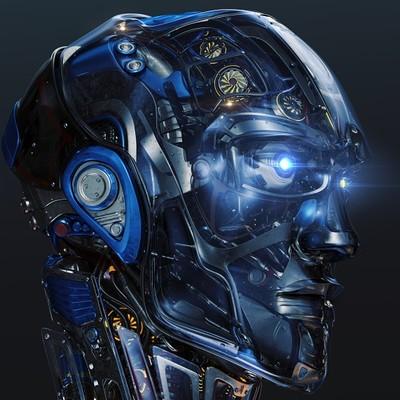 Vladislav ociacia robotic head 5