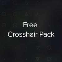 ArtStation - Free Neon Crosshair Pack, Julius Lattke