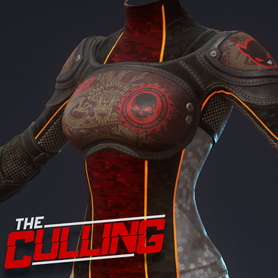 The Culling: Contestant clothing set