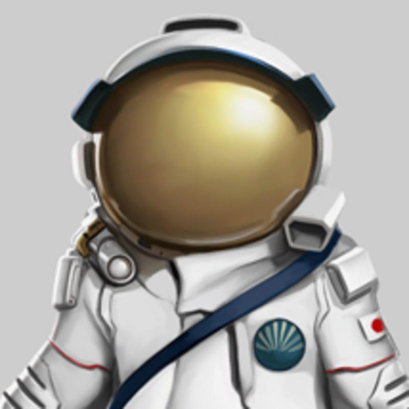 Space Exploration Samurai
