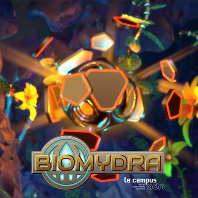 Guillaume beauchamp gube biomydra coverpicture