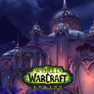Suramar - Court of Stars Dungeon