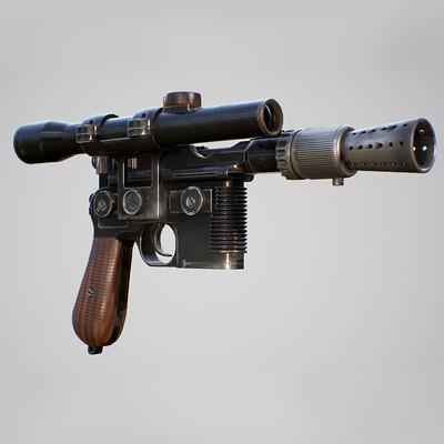 DL-44 Han Solo's Blaster