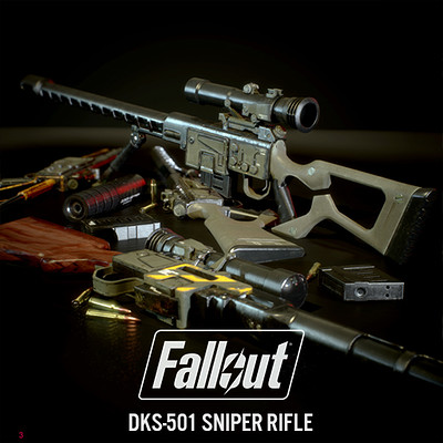 Ben bickle fallout sniper rifle thumb2