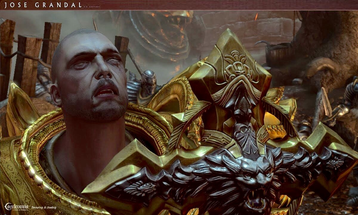 Castlevania: Lords of shadow 2. God Paladin
