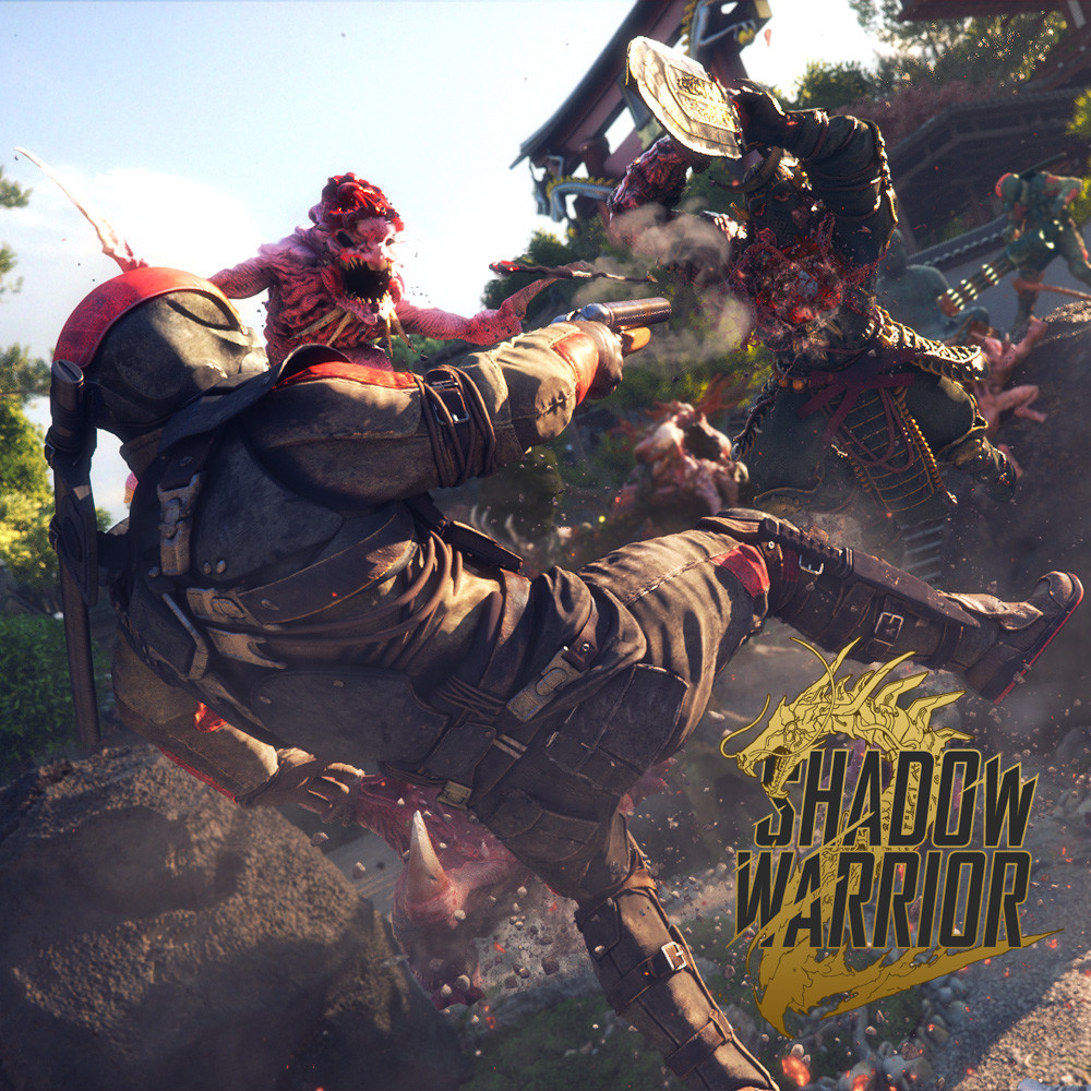 Shadow Warrior 2 Arrow trailer