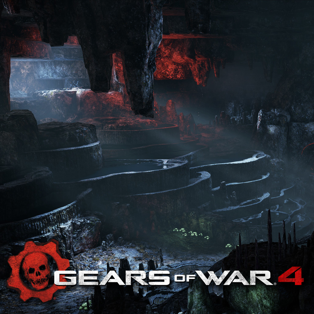 Gears of War 4 - Cavern