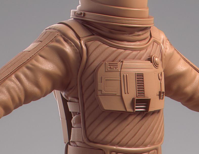 Astronaut - The Vagrant
