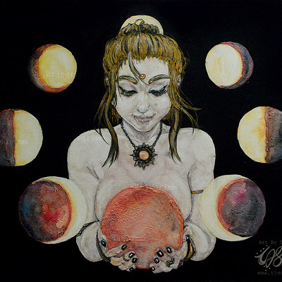 Teri grimm moon phases 1