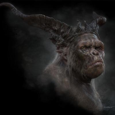 Bapho the ape god 2011.
