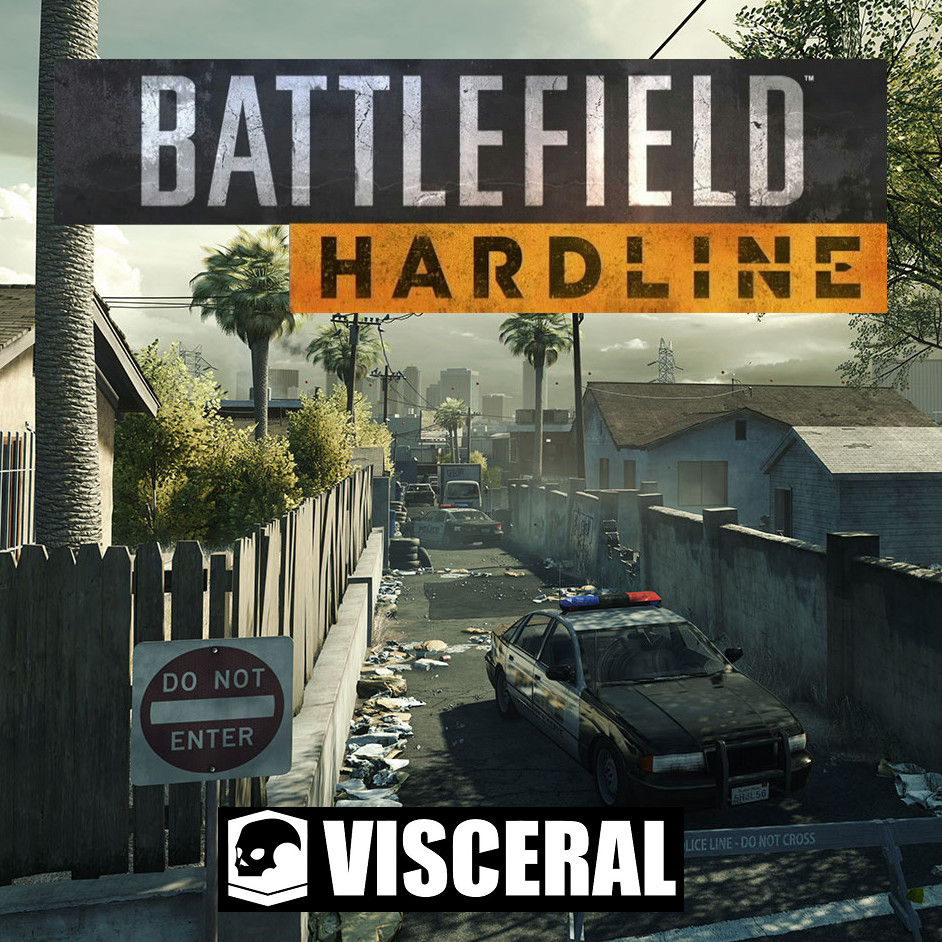Battlefield Hardline - Environments