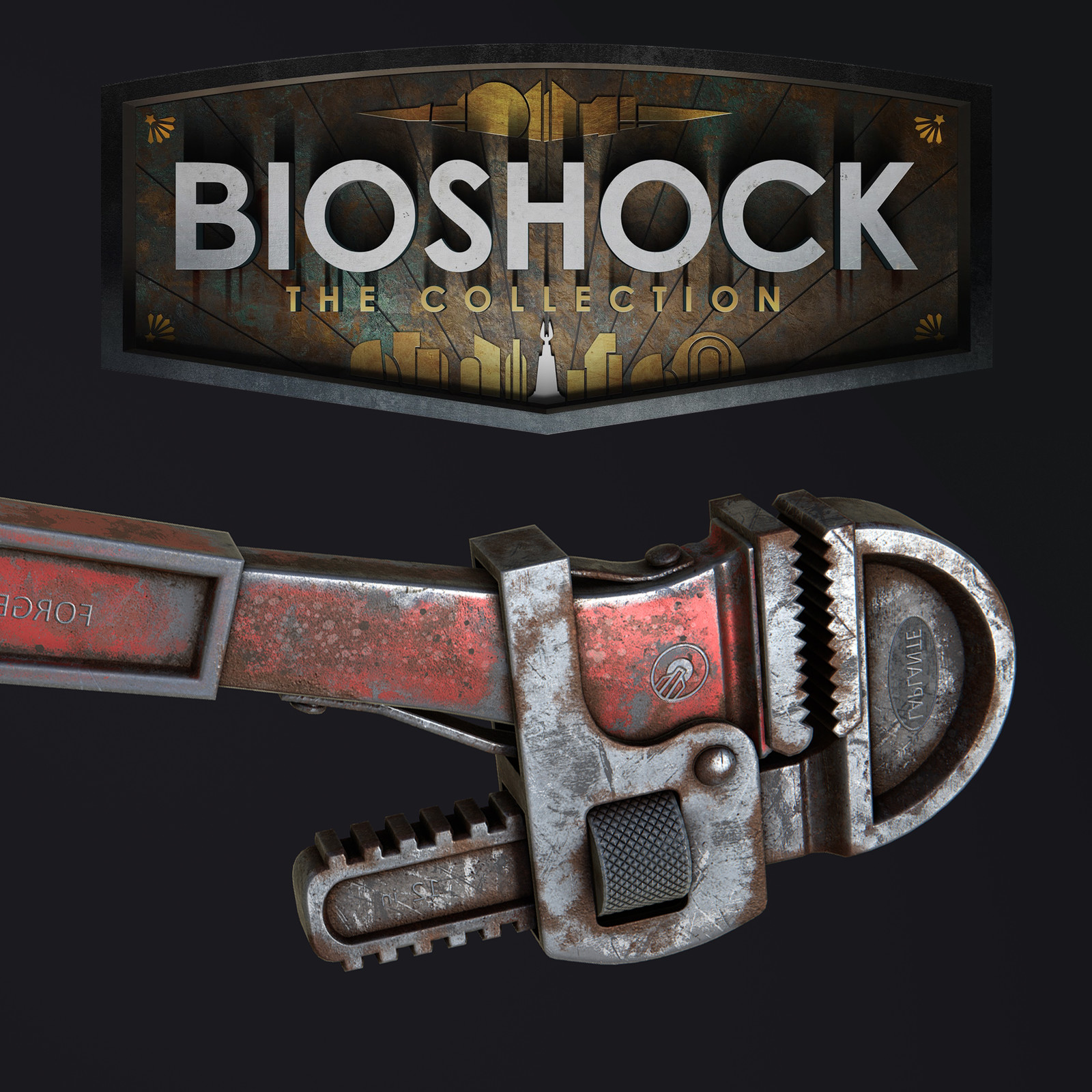 Bioshock: The Collection - Wrench