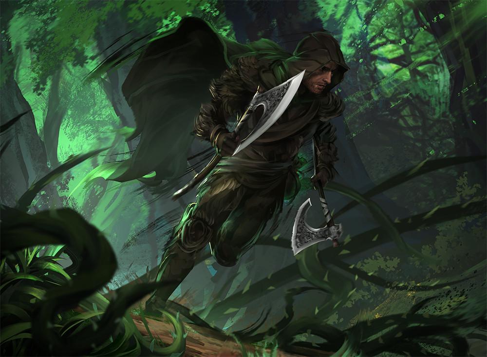 Ivion- druids