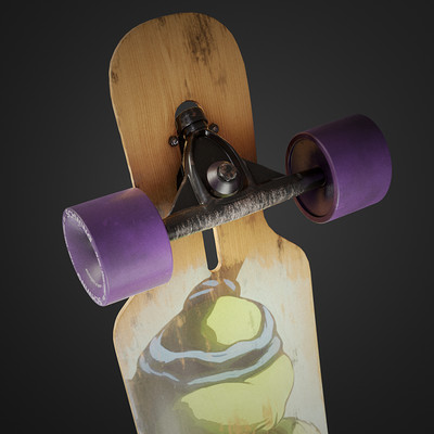 Anthony fordham longboard icon