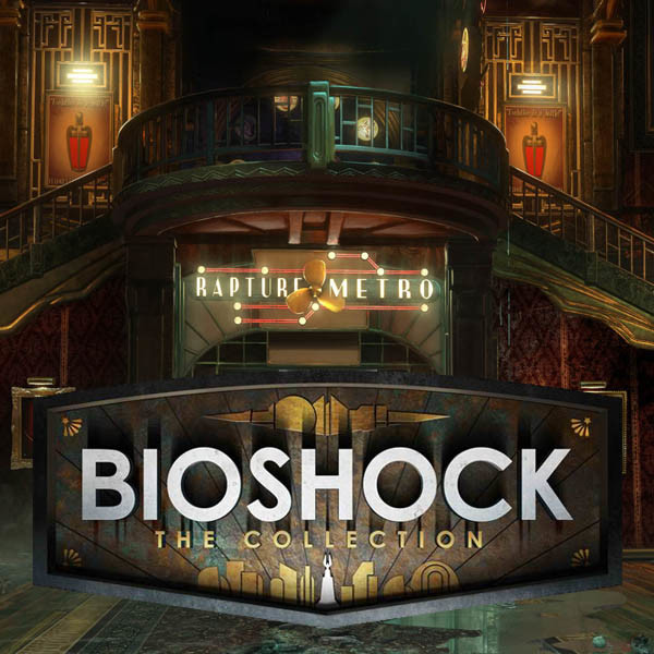 BioShock Collection: Intro Lobby Paintover