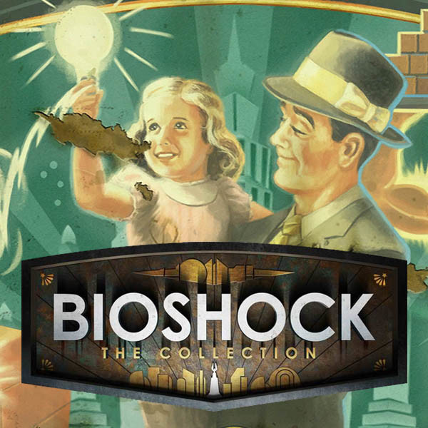 BioShock Collection: Welcome Mural Remaster