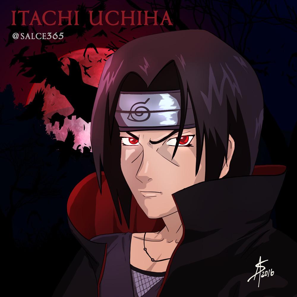 5500 Gambar Keren Itachi Uchiha Terbaik