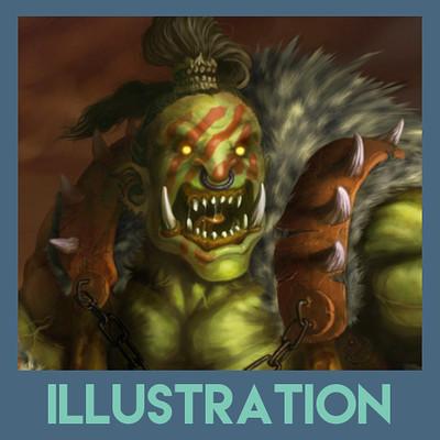 Alejandro aguirre illustration as