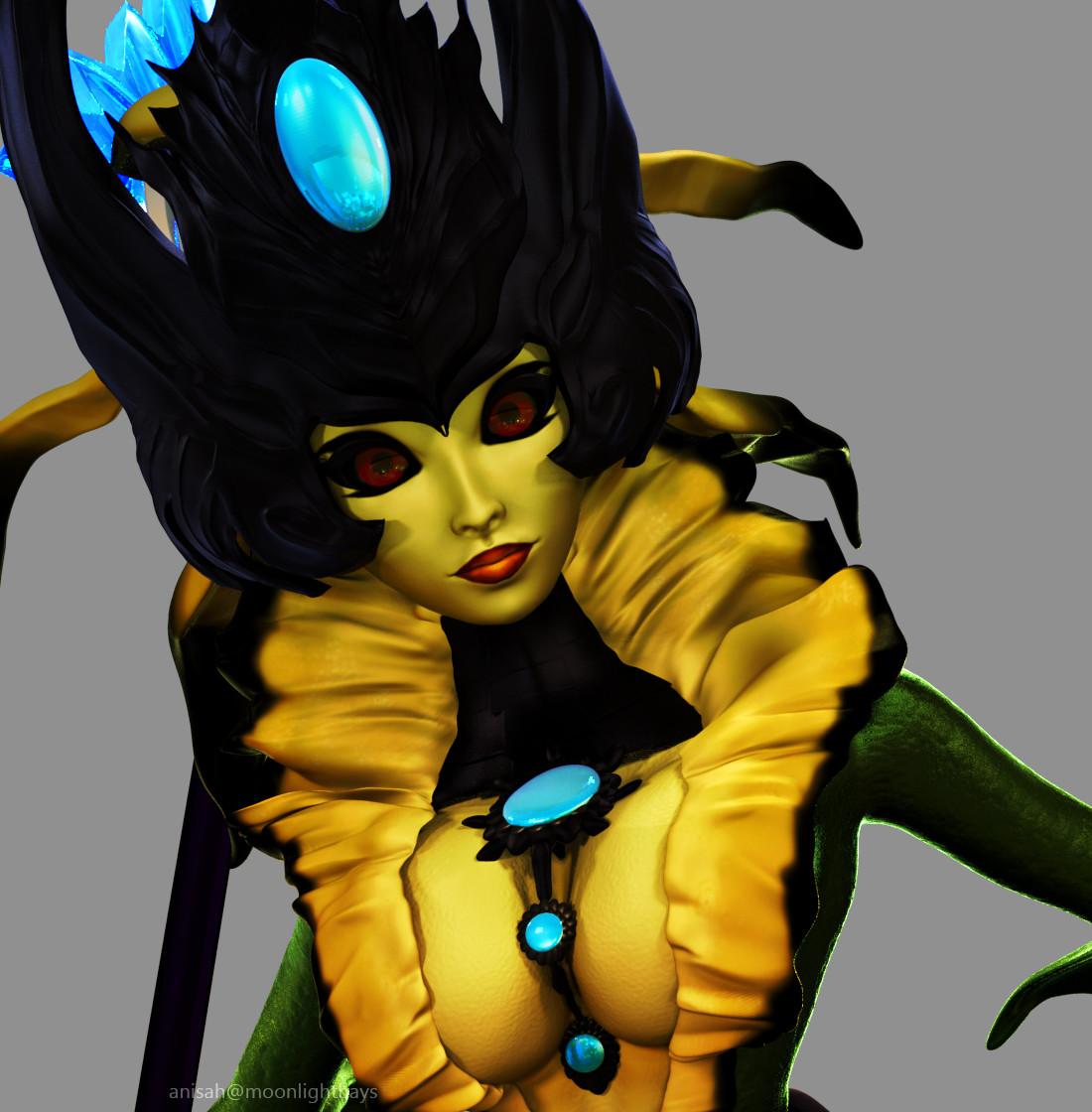 Fanart - Nami from League of Legends