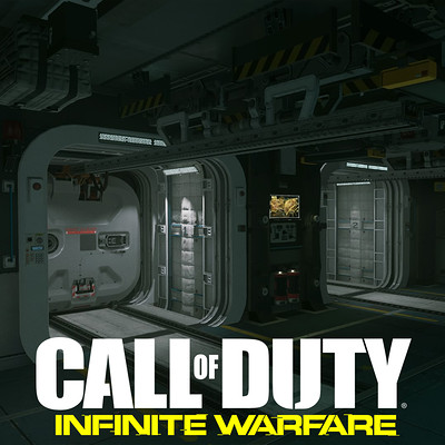 Call of Duty: Infinite Warfare - Evac Room