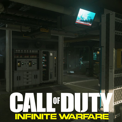 Call of Duty: Infinite Warfare - Lounge