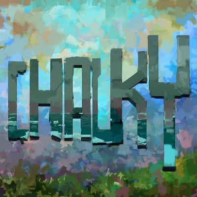 Richard sashigane chalky logo