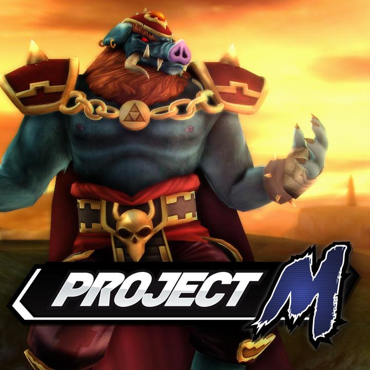 Project M - Pig Ganon
