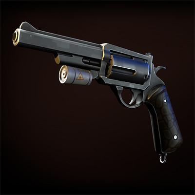 Ben henry thumbnail revolver