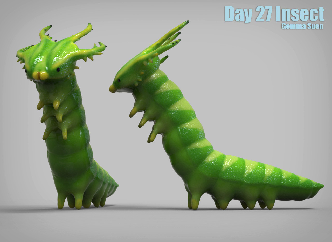 Sculpt January Challenge 2016