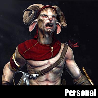 Sam chester personal goat