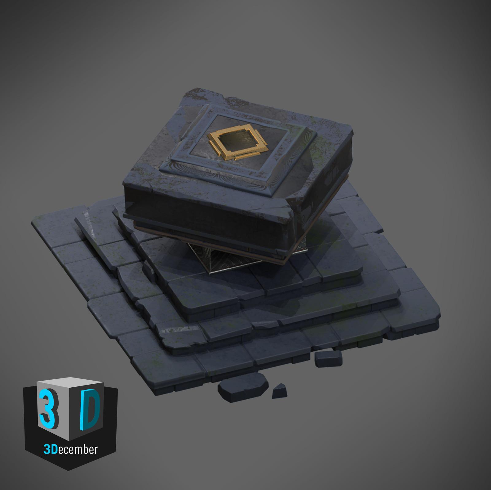 3December - Day 3 - Altar