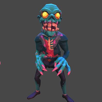 Cgart vn cgart2016 zombiefyme zombie screenshotunity