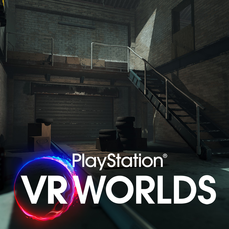 PLAYSTATION: Vr Worlds - SHOOTING RANGE
