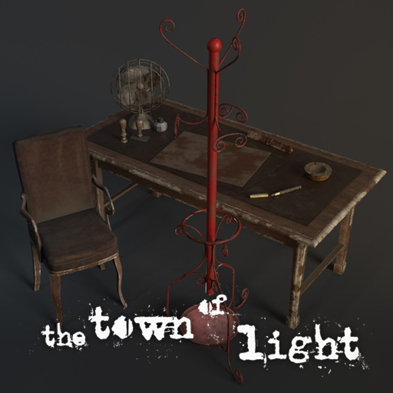 The Town of Light - VOL.3