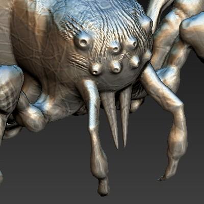 Bryan ramirez spider 4