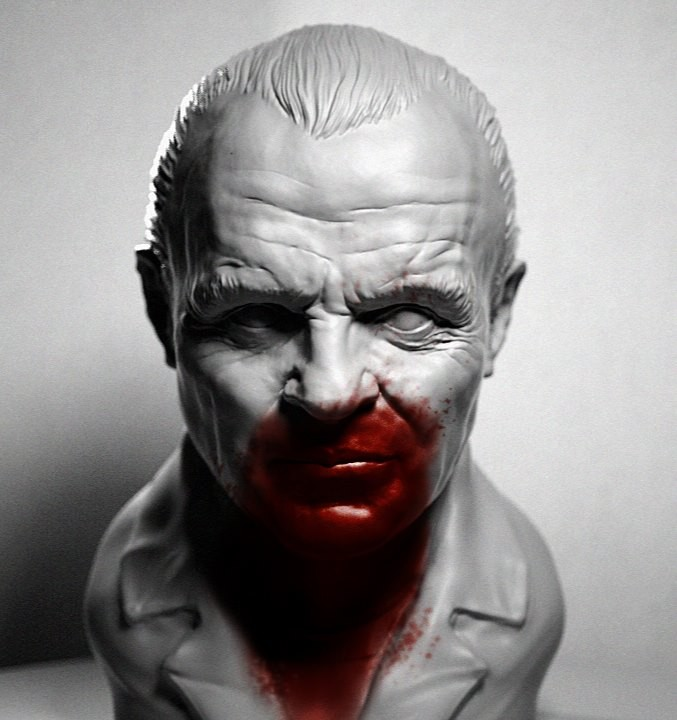 Hannibal speed sculpture