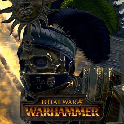 Total War: Warhammer - Knights of the Blazing Sun