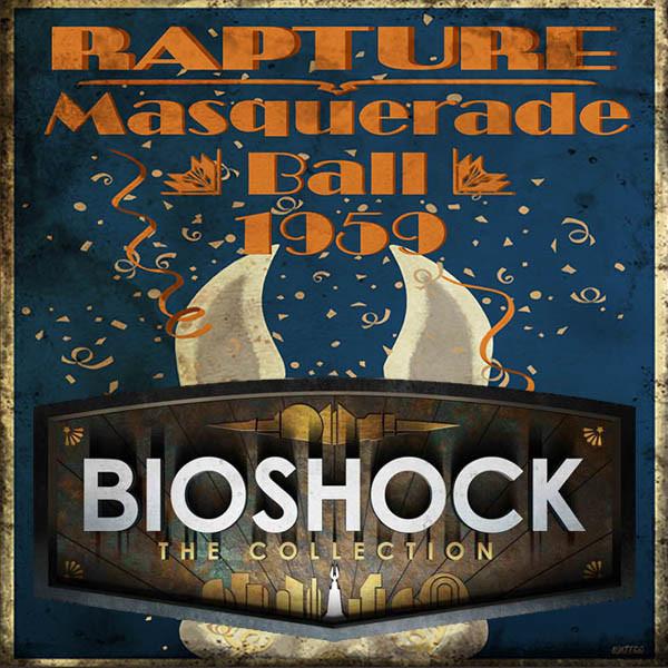Bioshock Collection: Bioshock Signage Remasters