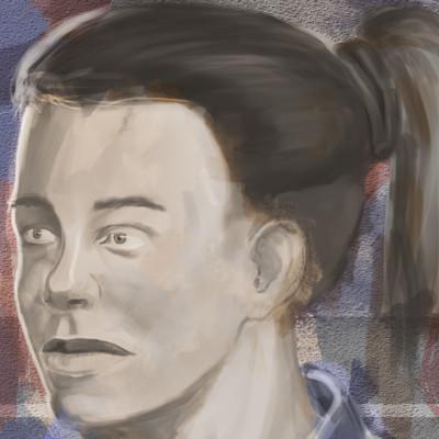 Landry sanou man portrait 4