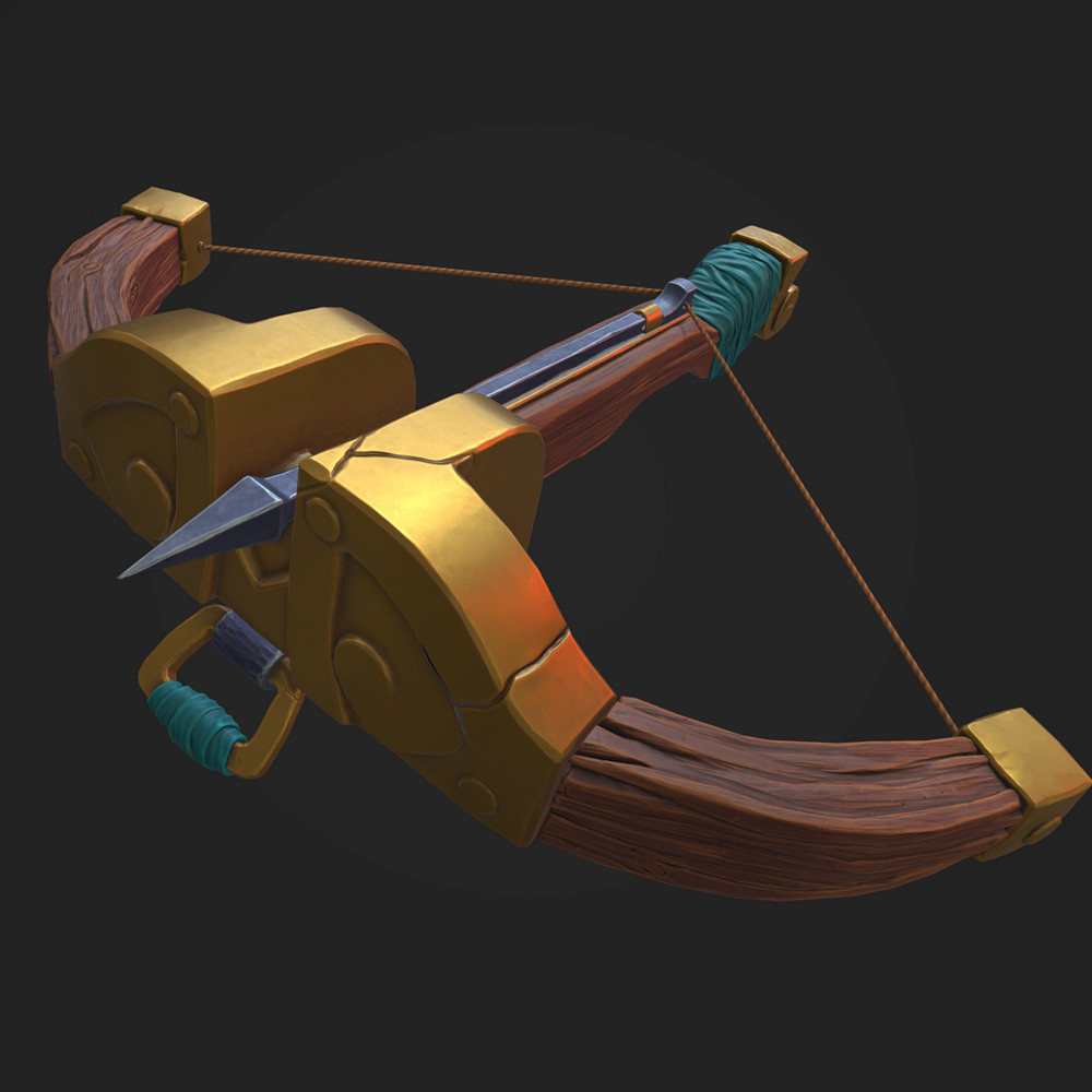 Stylised Crossbow