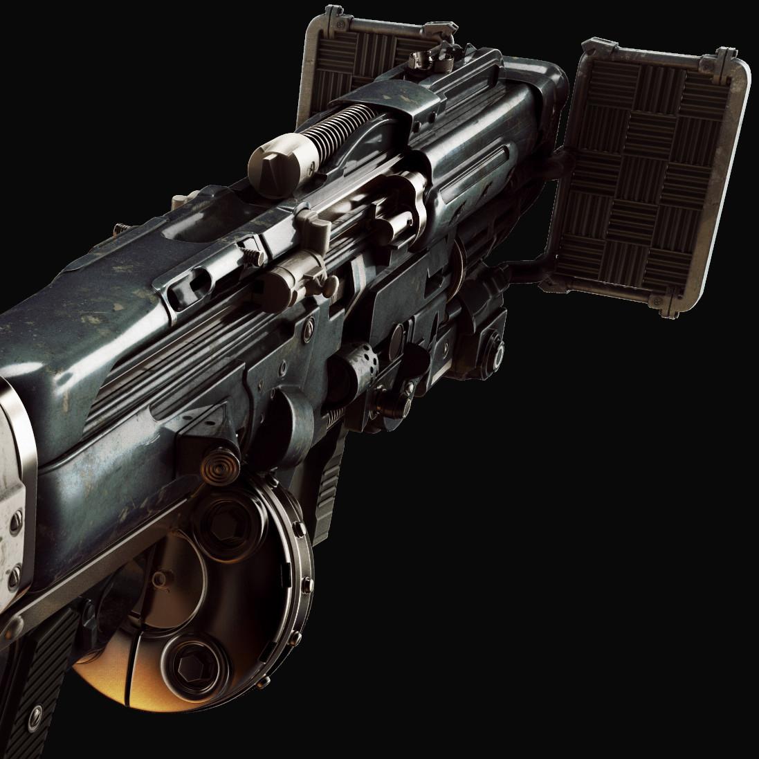 SCI-FI concussion gun