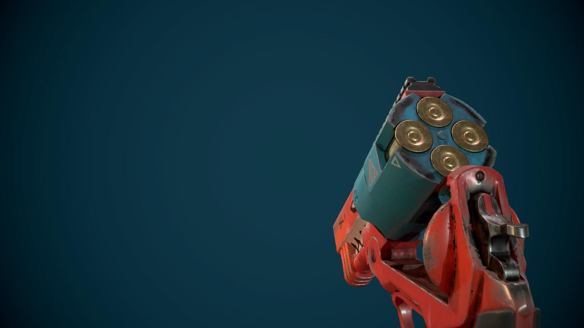 Titan Revolver