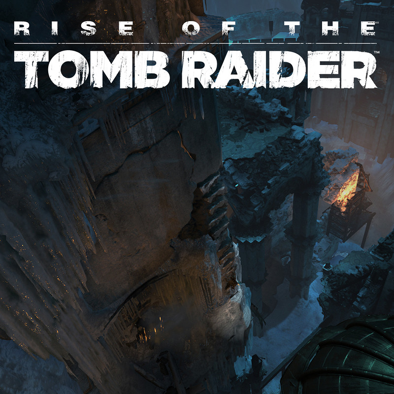 Rise of the Tomb Raider - The Lost City