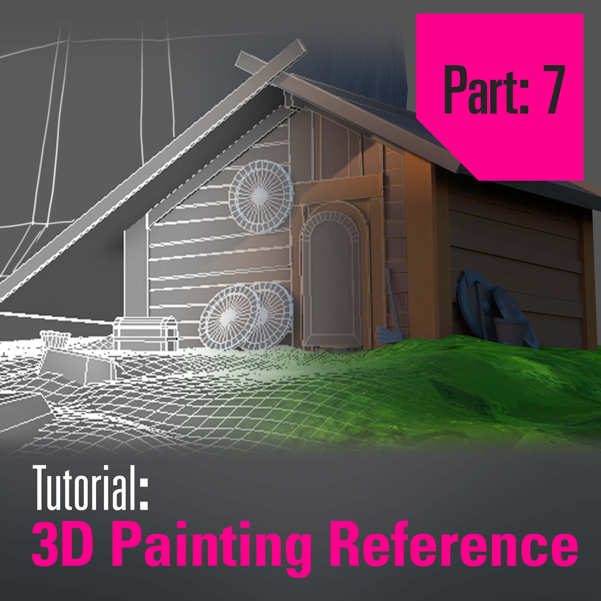 Tutorial: 3D Painting Reference Creation - Part 7