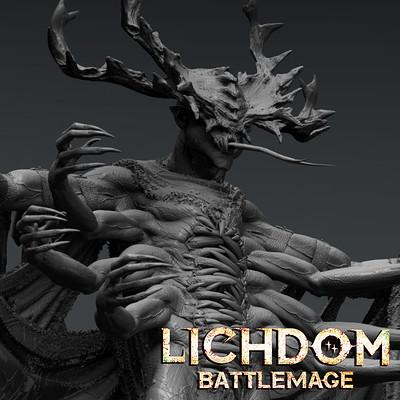 Concept: Demon Gethrang