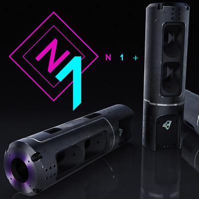 N1+ Muzzle Brake